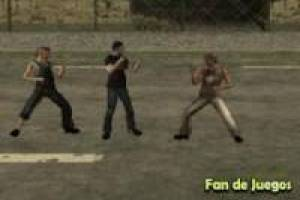 Free Street fights hooligans Game