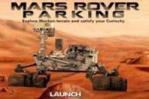 Free Mars Rover Parking Game