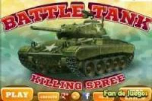 Free Tank battle on the highway Game