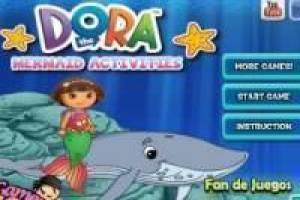 Dora the explorer mermaid 2