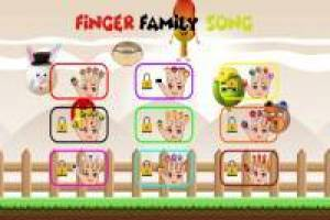 Have fun with your fingers family