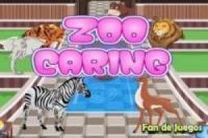 Zoo de animales salvajes