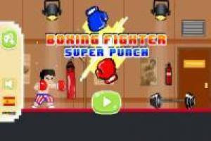 Boxing Fighter; Super Punch