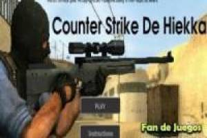 Counter strike of Hiekka