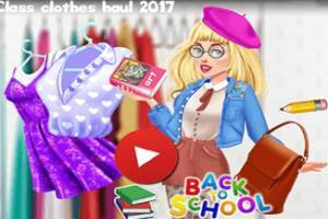 Princess Back to School Haul