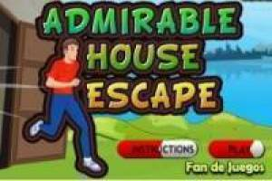Escape the admirable house