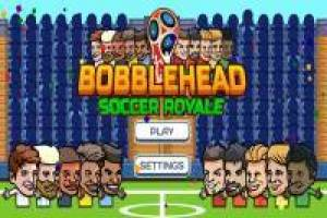 Bobble Head Soccer Royale