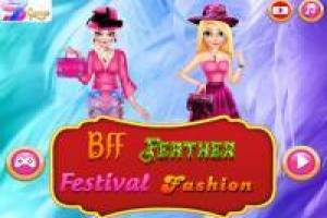 Princesses: Feather Festival