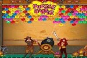 Puzzle Bubble Shooter de piratas