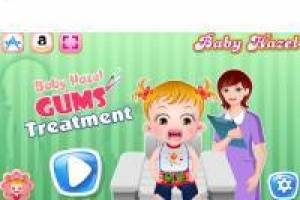 Baby Hazel: Visit the dentist