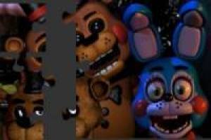 Five Nights at Freddy's Puzzles
