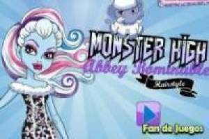 Monster high: Abbey Bominable