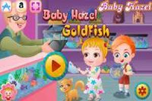 Baby Hazel: Take care of your goldfish