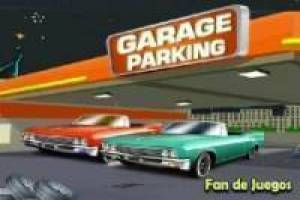 Free Parking garage Game