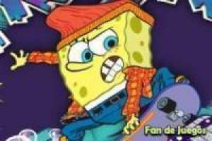 SpongeBob: pattinatore