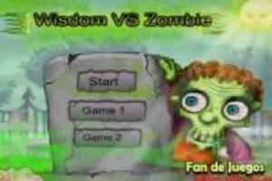 Free Wisdom vs zombies Game