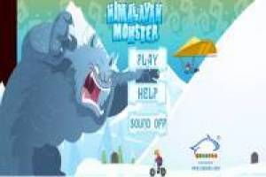 Himalaya-Monster