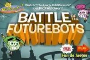 Juego Battle of the futurebots Gratis