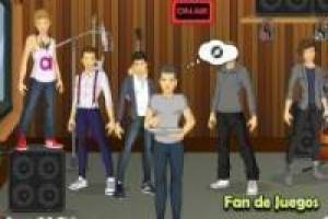 Juego One direction Gratis