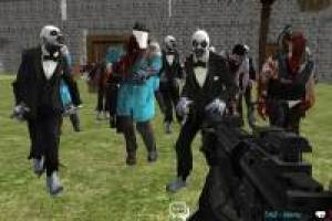 Counter Strike: Batalla de zombis multijugador
