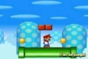 New Super Mario Bros Flash-