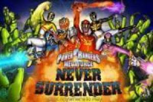 Juego Power Rangers Megaforce: Never Surrender Gratis
