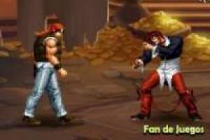 Gratis King of fighter 2015 Spille