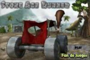 Free Prehistoric cars Game
