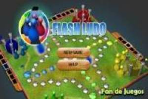 Flash ludo: Parchís