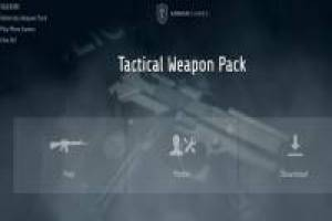 Tactical Weapons Package