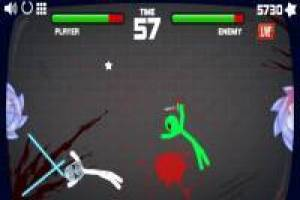 Stickman Street Fighter