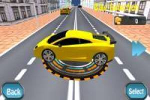 3D cars competition