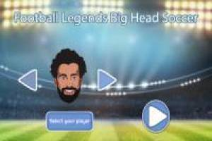 Calciatori famosi: Big Head Soccer