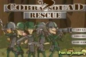 Cobra squad rescue
