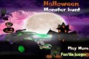 Juego Monster Hunt halloween Gratis