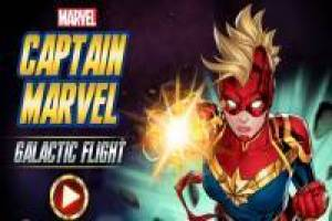 Captain Marvel: Galaktischer Flug