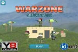 War Zone: 3D Mercenaries