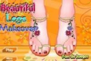 Decorate your beautiful feet