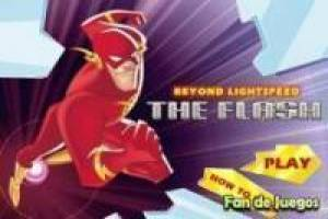 Flash: Beyond the speed of light