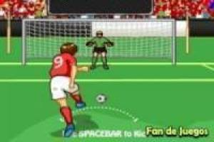 Free Football free kick challenge Game