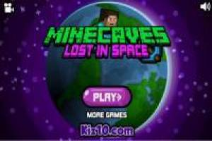 Lost in Space Minecaves