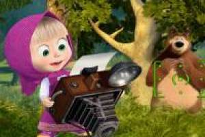Masha and the Bear: Mixed Games