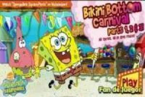 Free SpongeBob: Carnival bikini bottom Game