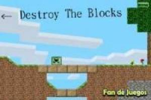 Minecraft: Blow the Creeper