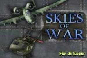 Juego Skies of war Gratis