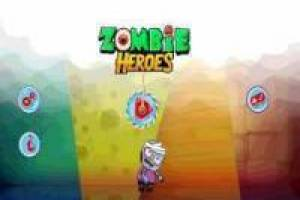 Zombie Heroes: Explosions