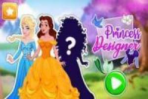 Design Disney Princesses