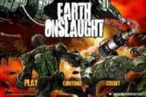Earth Onslaught: Ataque a la Tierra