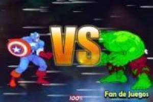 Marvel fights