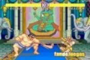 Super Street Fighter 2 Flash